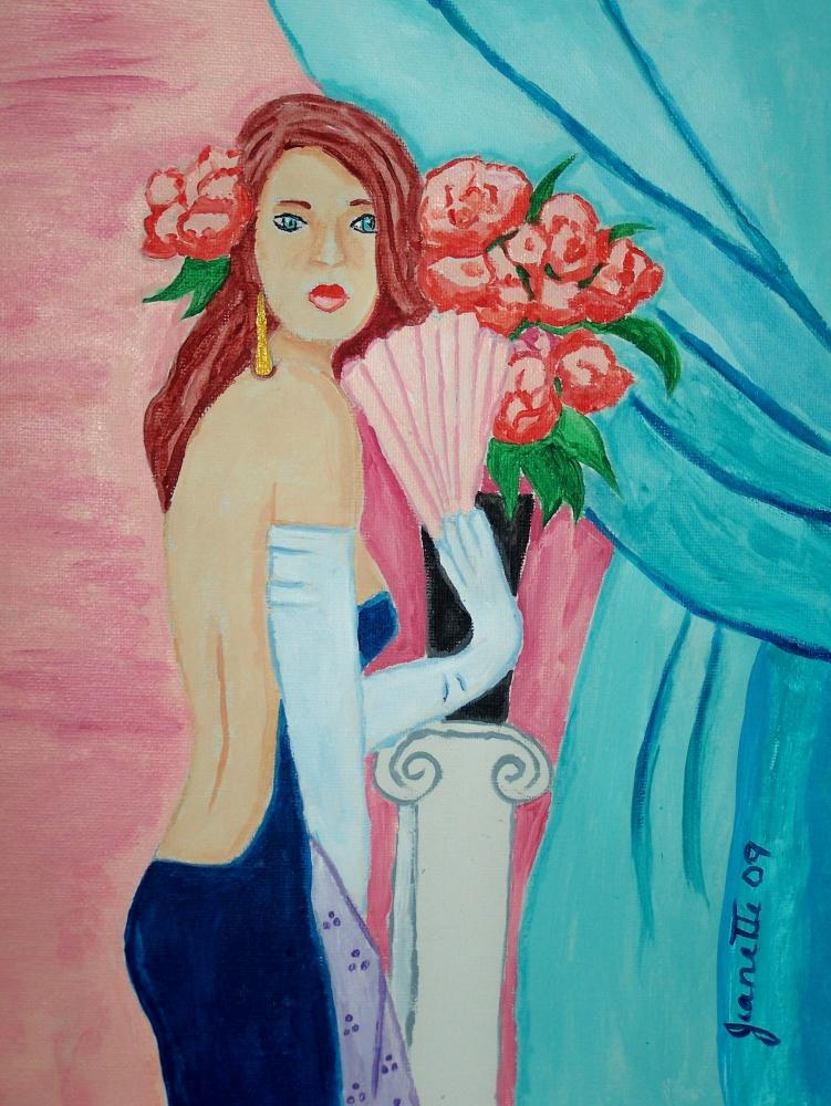 Julianne Moore by Jeanette